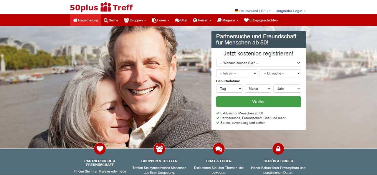 Partnersuche ab 50 - withering-trees.de